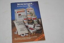 Winchester Reloading Components Manual -14th Edition