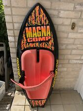 New listing Hydroslide Magna Knee Board - Black - Usa Made