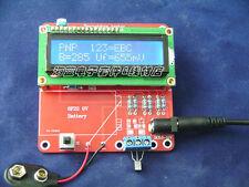 Capacitance ESR Inductance Resistor LC Meter Tester NPN PNP Mosfet Digital M168