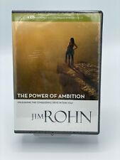 The Power of Ambition by Jim Rohn CD