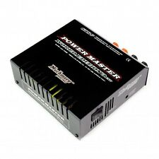 Much-More Ctx-P Power Master Iii / 24A with Usb Black - Mm-Ctxp3Uk