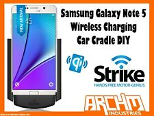 STRIKE ALPHA SAMSUNG GALAXY NOTE 5 WIRELESS CHARGING CAR CRADLE DIY - PROTECT