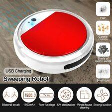7 IN 1 Smart Robot Vacuum Cleaner Auto Cleaning Microfiber Mop Floor Sweeper US