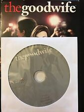 The Good Wife - Season 1, Disc 2 REPLACEMENT DISC (not full season)