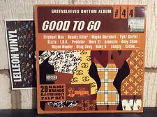 Greensleeves Rhythm Album Good To Go Double LP Vinyl GRELD744 Reggae 2003 #44