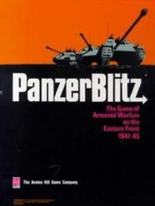 Avalon Hill WWII PanzerBlitz Fair