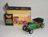 Very Rare Corgi Toys No. 9001, 1927 Bentley, - Superb Pristine Mint Condition.
