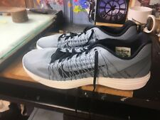 Nike Lunaracer +3 Flywire Cool Grey/Black Size US 13 Men's 554675 001