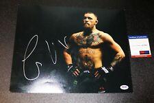 !! CONOR MCGREGOR Authentic 11x14 Autographed Photo Signed PSA JSA COA UFC !!
