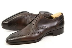 TOM FORD Derby brogues wing Made in Italy UK8 / US 9 / 42eur Shoes mens patina