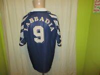 """Werder Bremen Puma Auswärts Trikot 1996/97 """"DBV winterthur"""" + Nr.9 Labbadia Gr.M"""