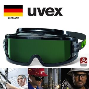 New Uvex ultravision 9301 Welding goggles Protection level 5 9301145