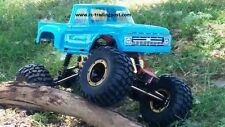 1966 Ford F100 Custom Painted 4X4 RC Rock Crawler Everest 10 RTR Waterproof 2.4G
