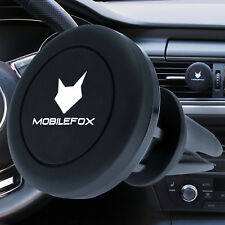 Mobilefox Magnet Lüftungs Halter/ung Auto KFZ Samsung Galaxy S7 Edge SM-G935
