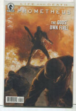 Prometheus #4 of 4 NM Life And Death  The Gods Own Fire Dark Horse Comics CBX1B