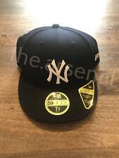 New Era 59Fifty Baseball Hat MLB New York Yankees Fitted Cap - 7 3/8