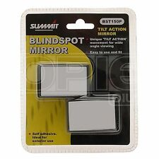 Summit Tilting Blind Spot Mirror - Self Adhesive / Sticky - Pair