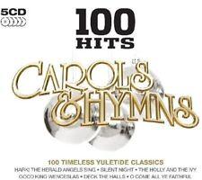 Various Artists - 100 Hits: Carols & Hymns / Various [New CD] UK - Import