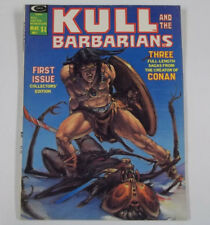 Krull and The Barbarians #1 (1st Print) 9.0 VF/NM