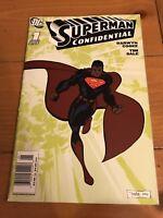 Superman Confidential #1 (2007) DC Comics