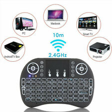 2.4GHz Mini Wireless Keyboard Mouse Air Mouse Touchpad for PC Smart TV Keyboards