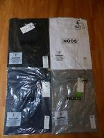 Jack & Jones Herren 4er Pack T-Shirt Gr XXL Basic O-Neck Mix 12058529 Stretch