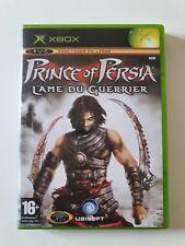 Prince of Persia L'Ame du Guerrier Xbox jeu complet avec le livret en bon état .