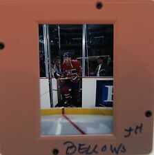 BRIAN BELLOWS Montreal Canadiens Capitals MIGHTY DUCKS  ORIGINAL SLIDE 2