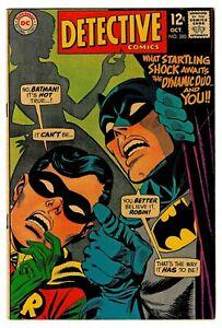 Detective Comics #380 Silver Age