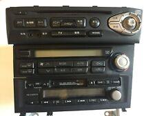 NISSAN SKYLINE R34 GTR V-Spec OEM FACTORY RADIO STEREO AIRCON.