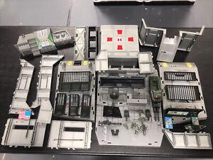 GI JOE HEADQUARTERS PLAYSET 1983 COMPLETE 100% UNBROKEN EVERYTHING AMAZING!