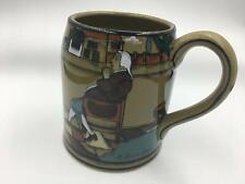Roll over image to zoom in Buffalo Pottery Deldare Ware Mug