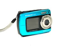 Polaroid iF045 14.0MP Digital Waterproof Underwater Blue Camera - Camera Only