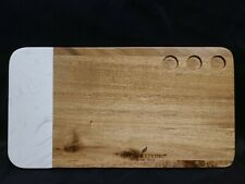 Young Living Charcuterie Cheese Serving Board NEW AUGUST PROMO! Heavy Marble