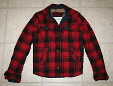 NWT Abercrombie Boys Large Boulder Brook Jacket