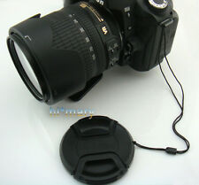 New 58mm Lens Cap Front Snap-on Lens Cap for Canon camera lens
