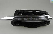 2PCS LED Daytime running lights Fog Lamp Cover for 2008-2010 BENZ W204 C300