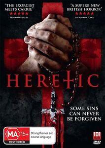 Heretic DVD New Sealed Region O