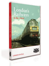 London Railways Trains in the 1960s 60s Sixties DVD
