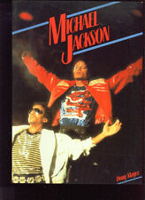 Michael Jackson by Doug Magee. 1984, pictorial biography up to 1983, NICE