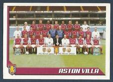 MERLIN 2003-FA PREMIER LEAGUE-10TH EDITION- #032-ASTON VILLA TEAM PHOTO