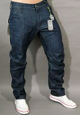 G-STAR JEANS 5620 SKI PERFORMANCE DNM LOOSE TAPERED W34 L34 3D RAW COTTON