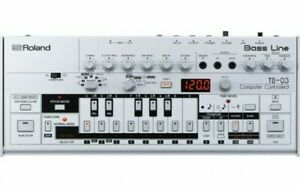 Roland TB-03 Boutique Bass Line 303 Clone Acid Bass Line Synth