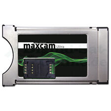 ► MaxCAM Ultra CI Modul  DGCrypt << ORIGINAL NEUWARE >> HD Neuste Version CI+