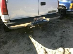 Rear Bumper Step Bumper Chrome Fits 88-00 CHEVROLET 2500 PICKUP 337676