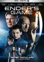 Ender's Game [New DVD]