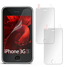 HD Screen Protector Matte For Apple IPHONE 3GS/0.1oz Display New Foil