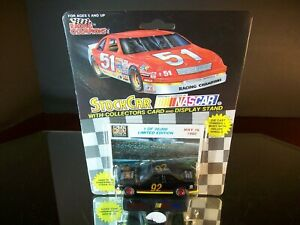 Charlotte Motor Speedway #92 One Hot Night The Winston 1992 Olds Davey Allison