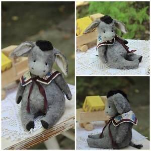 Sewing Pattern Vintage Donkey 5 Inch Sitting