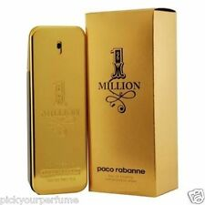 MEN ONE MILLION by Paco Rabanne 6.7 oz / 6.8 oz ( 200 ml ) EDT Spray NIB SEALED